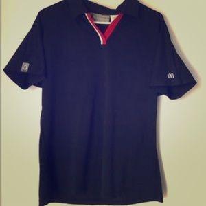 McDonald's crew shirt
